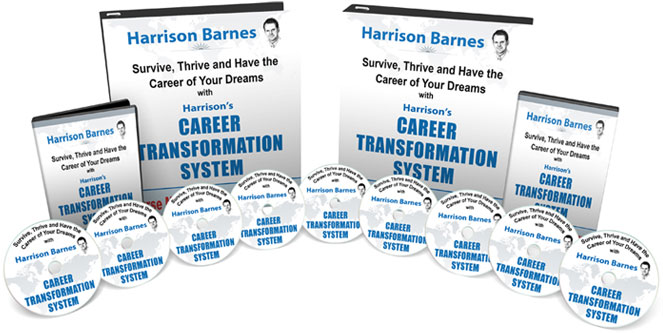 Harrison's Career Transformation System