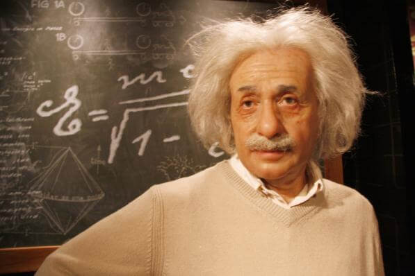 Einstein, Visualization, and Your Career