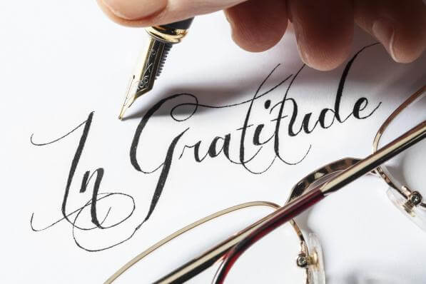 The Power of Gratitude in Your Job Search