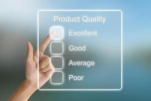 Are You a Quality Product?