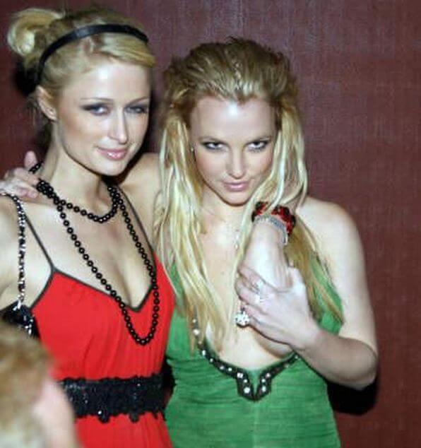 Paris-Britney1